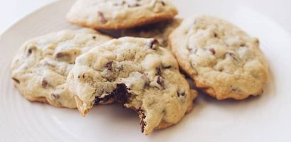Plate of cookies | Get Gritty Nutrition