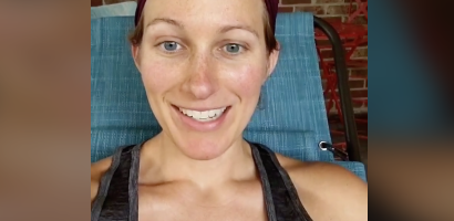 Woman speaking | Get Gritty Nutrition