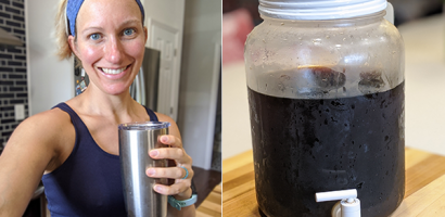 Cold brew | Get Gritty Nutrition