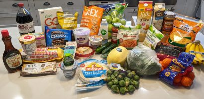 Grocery store haul | Get Gritty Nutrition