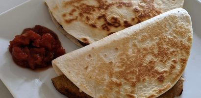Quesadillas | Get Gritty Nutrition