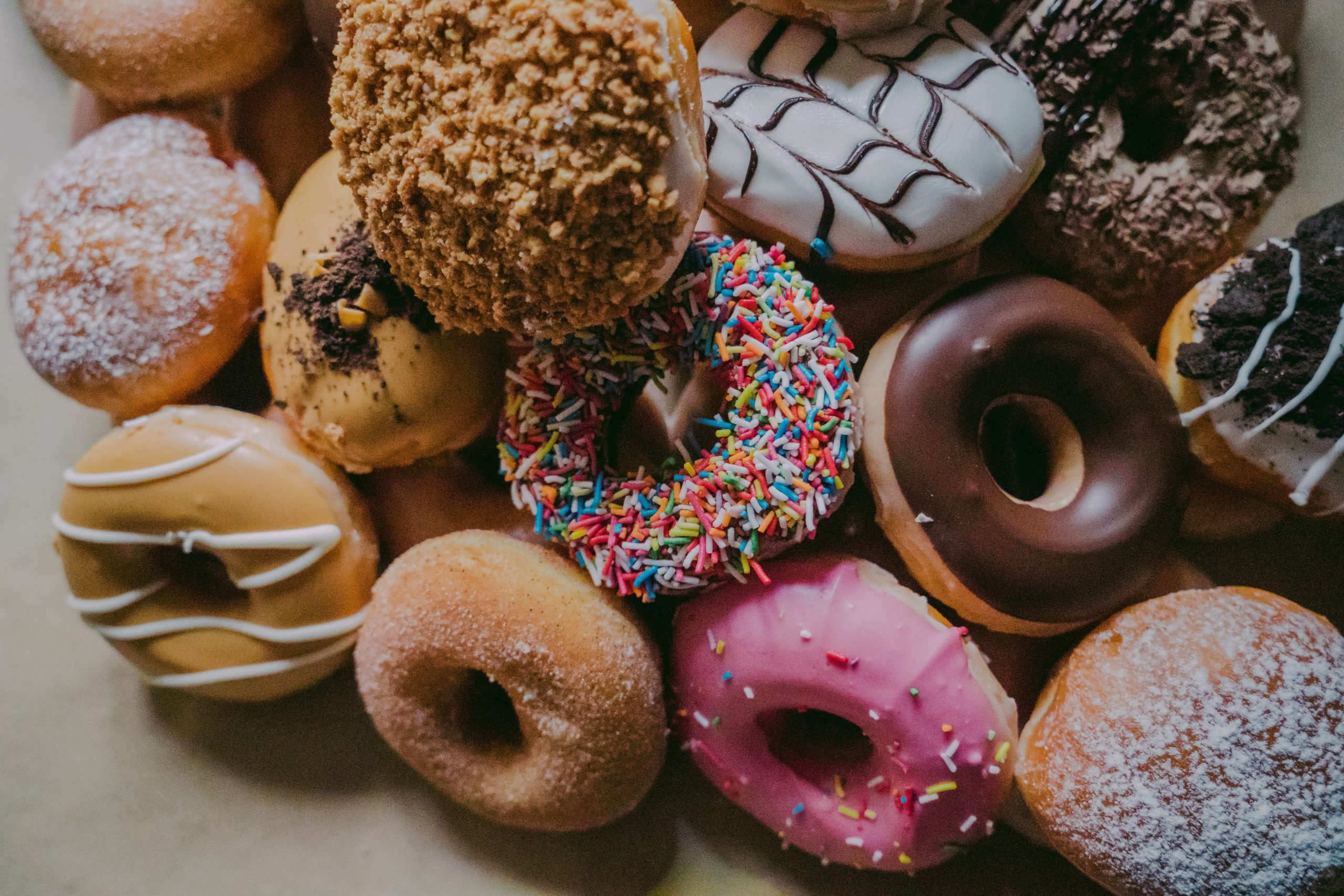 Donuts | Get Gritty Nutrition